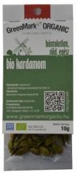 GreenMark Bio Zöld Egész Kardamom (10g)