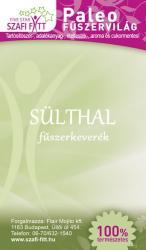 Szafi Fitt Paleo Sülthal Fűszerkeverék (50g)