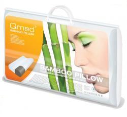 Qmed Bamboo memory párna 52x32cm