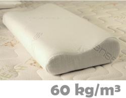 AlvásStúdió Ergo Plus memory habpárna 70x33cm