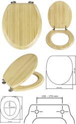 Wenko 144718 Bambus - világos