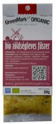 GreenMark Bio Zöldségleves Fűszer (20g)