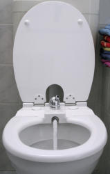 Interex Toilette-Nett 120-S