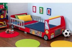 KidKraft Camion de pompieri (76031)