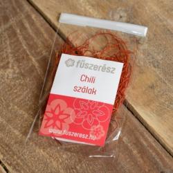 fűszerész Chili Szálak (4g)