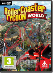 Atari RollerCoaster Tycoon World (PC)