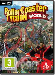 Atari RollerCoaster Tycoon World (PC)