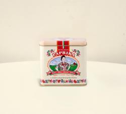 CHILI-TRADE Édes Fűszerpaprika Fém Díszdobozban (100g)