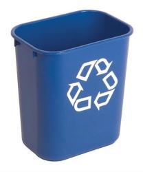 VEPA BINS Szelektív hulladédgyűjtő, műanyag, 27L