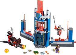 LEGO Nexo Knights - Merloc könyvtára (70324)