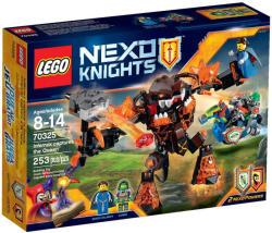 LEGO Nexo Knights - Infernox foglyul ejti a királynőt (70325)