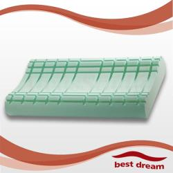 Best Dream Bio Soya Wave párna 72x42cm