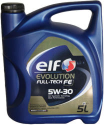 Elf Evolution Full-Tech LLX 5W30 (5L)