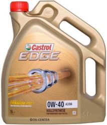 Castrol Edge 0W-40 Titanium FST (5L)
