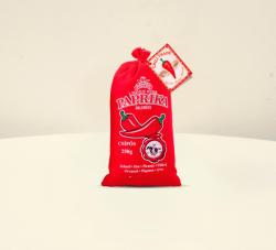 CHILI-TRADE Erős Fűszerpaprika Vászonzsákban (250g)