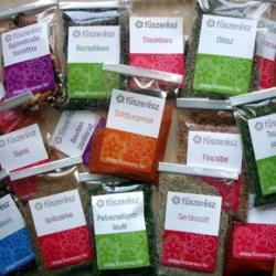 fűszerész Szezámmagos Saláta Fűszerkeverék (20g)