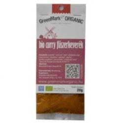 GreenMark Bio Curry Fűszerkeverék (20g)