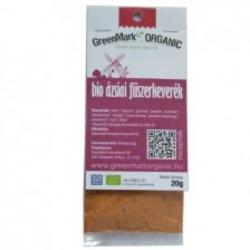 GreenMark Bio Ázsiai Fűszerkeverék (20g)