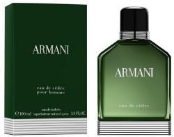 Giorgio Armani Armani Eau de Cédre pour Homme EDT 50ml Tester