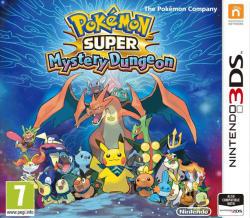 Nintendo Pokémon Super Mystery Dungeon (3DS)