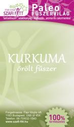 Szafi Fitt Paleo Őrölt Kurkuma (50g)