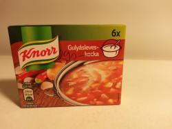 Knorr Gulyásleveskocka (60g)