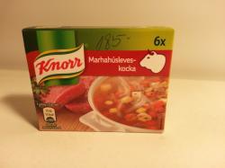 Knorr Marhahúsleveskocka (60g)