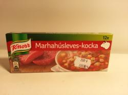 Knorr Marhahúsleveskocka (120g)