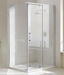 Niagara Wellness Carol 90x90 cm zuhanytálcával szögletes