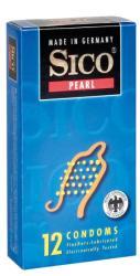 Sico Pearl gyöngyös óvszer (12db)