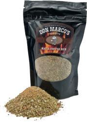 DON MARCO'S Mafia Coffee Rub Fűszerkeverék (180g)