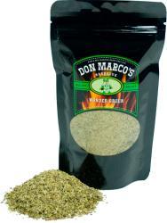 DON MARCO'S WonderGreen Rub Fűszerkeverék (130g)
