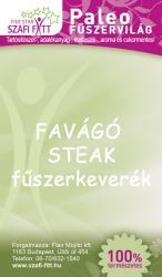 Szafi Fitt Favágó Steak Fűszerkeverék (50g)