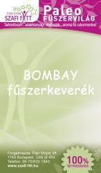 Szafi Fitt Paleo Bombay Fűszerkeverék (50g)