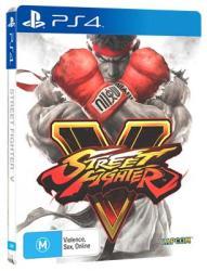 Capcom Street Fighter V [Steelbook Edition] (PS4)