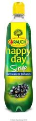 RAUCH Happy Day Feketeribizli Szörp (700ml)