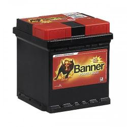 Banner Power Bull 42Ah 390A right+ (P4208)