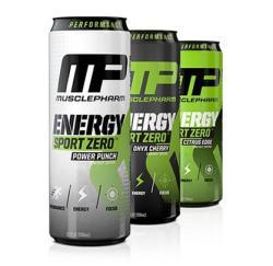 MusclePharm Energy Sport Zero (355ml)