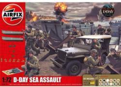 Airfix D-Day Sea Assault 1/72 AF50156