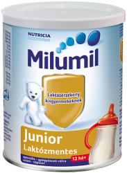Milumil Junior gyerekital 12hó+ Laktózmentes - 400g