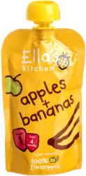 Ella's Kitchen Bio almás banánpüré - 120g