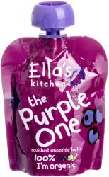 Ella's Kitchen Bio lila gyümölcsös püré - 90g