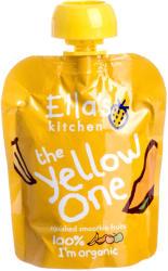 Ella's Kitchen Bio sárga gyümölcsös püré - 90g