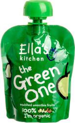 Ella's Kitchen Bio zöld gyümölcsös püré - 90g