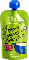 Ella's Kitchen Bio körtés-almás rizs - 120g