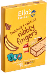 Ella's Kitchen Bio banános-mazsolás szelet - 125g
