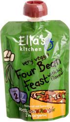 Ella's Kitchen Bio négybabos lakoma - 130g