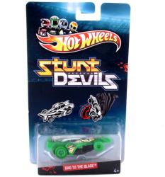 Mattel Hot Wheels - Stunt Devils kaszkadőr autók - Bad To The Blade