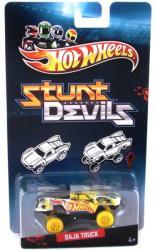 Mattel Hot Wheels - Stunt Devils kaszkadőr autók - Baja Truck