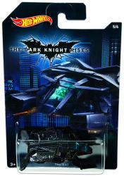 Mattel Hot Wheels - Batman kisautók - The Bat